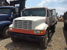 1990 International 4900 Flatbed Truck,