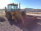 1990 John Deere 310C Tractor Loader Backhoe