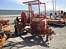 1990 Sherman & Reilly PT2766 Single-Drum Puller, trailer mtd