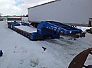 1991 Dakota DG1021H3 40-ton Tri-Axle Detachable Lowboy Trailer