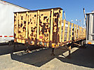1991 Fontaine T/A High Flatbed Trailer