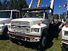 1991 Ford F800 Ramp Truck