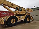1991 Grove RT760 Hydraulic Rough Terrain Crane