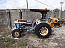 1991 New Holland/Ford 4630 Utility Tractor