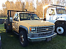 1992 Chevrolet C3500HD Flatbed Truck