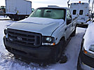 1992 Ford F450 Flatbed Truck