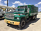 1992 Ford F600 Chipper Dump Truck
