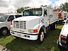 1992 International 4700 Stake Truck