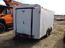 1992 Interstate Enclosed T/A Enclosed Trailer