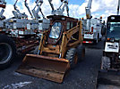 1993 Case 1845C Skid Steer Loader