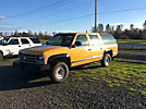1993 Chevrolet Suburban 4x4 4-Door Sport Utility Vehicle