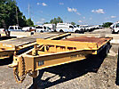 1993 Eager Beaver B6D0W 8-Ton T/A Tagalong Trailer, with 18' level deck over wheels