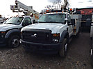 1993 Ford F800 Flatbed Truck