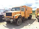1993 International 4800 4x4 Chipper Dump Truck