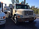 1993 International 4900 T/A Flatbed Truck