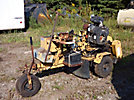 1993 Rayco RG1620 Super JR Stump Cutter, diesel, trailer mtd