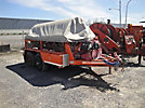 1993 Sauber 1561 T/A Re-Wind Trailer, with 6-drums & gas powered hydraulic power unit