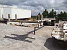 1994 Ferree PT-25 Extendable T/A Material/Pole Trailer