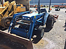 1994 Ford 1620 Utility Tractor Loader