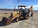 1994 Ford 555D 4x4 Tractor Loader Backhoe