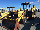 1994 Ford 555D Tractor Loader Backhoe