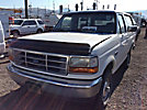 1994 Ford Bronco 4x4 2-Door Sport Utility Vehicle
