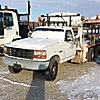 1994 Ford F450 Flatbed Truck