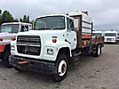 1994 Ford L8000 Flatbed Truck