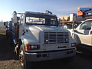 1994 International 4900 Flatbed/Utility Truck