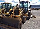 1994 John Deere 310D 4x4 Tractor Loader Extendahoe