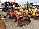 1994 Kubota B21 4x4 Mini Tractor Loader Backhoe