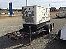 1994 Newco Portable Generator, trailer mtd