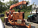 1994 Wood Chuck W/C-17 Chipper (12 Disc), trailer mtd