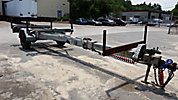 1995 Allegheny EXPT/5T Galvanized Extendable Pole Trailer