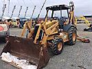 1995 Case 590 Super L 4x4 Tractor Loader Extendahoe