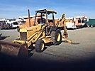 1995 Ford 555D 4x4 Tractor Loader Backhoe