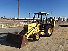 1995 Ford 555D Tractor Loader Backhoe