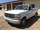 1995 Ford F150 4x4 Pickup Truck