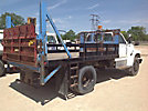 1995 Ford F750 Flatbed Truck