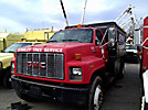1995 GMC Topkick Chipper Dump Truck
