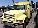 1995 International 4700 Chipper Dump Truck