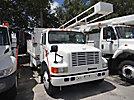 1995 International 4700 Stake Truck
