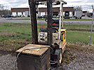 1995 Kalmar E50, 4500# Solid Tired Forklift, s/n 1640390, battery powered, with charger