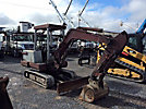 1995 Kubota KX101 Mini Hydraulic Excavator