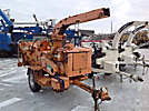 1995 Morbark Chipper (8 Drum), trailer mtd