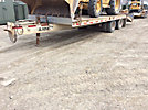 1995 Trail King TK20 10-Ton T/A Tagalong Equipment Trailer