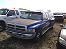 1996 Dodge D3500 Extended-Cab Pickup Truck
