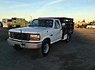1996 Ford F250 Stake Truck