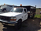 1996 Ford F450 Stake Truck