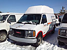 1996 GMC G2500 High-Top Cargo Van